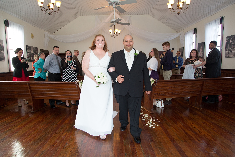 newlyweds, destination wedding, intimate wedding