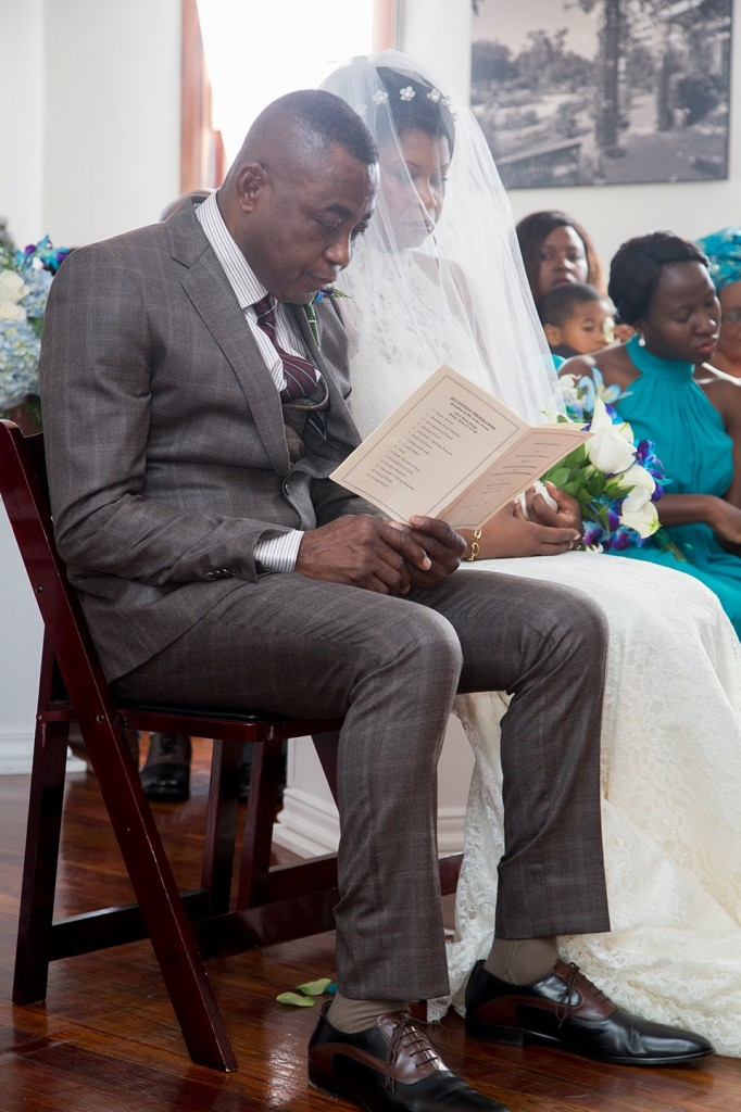 wedding ceremony, African traditional wedding, winter park florida