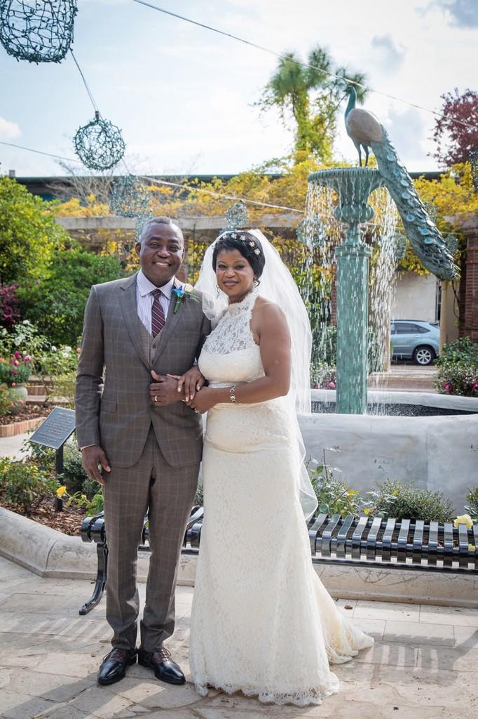 winter park florida, peacock fountain, winter park wedding company