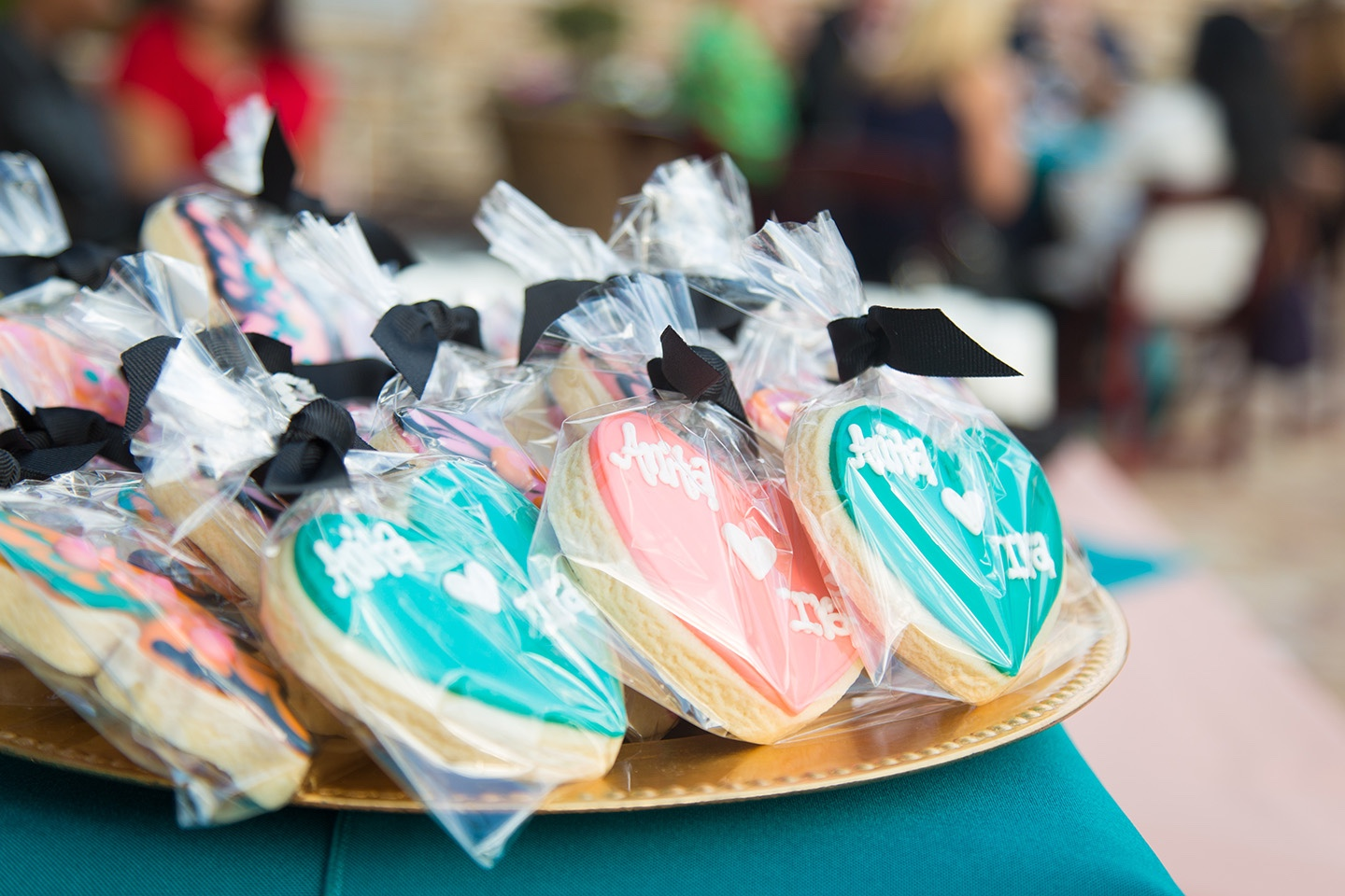 Custom cookies at this Orlando event
