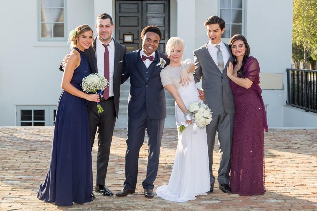 historic winter park, orlando wedding, destination wedding