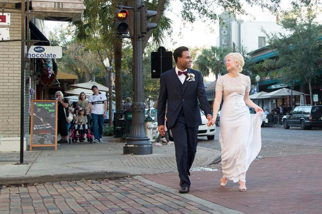 historic wedding venue, winter park wedding chapel, wedding photography