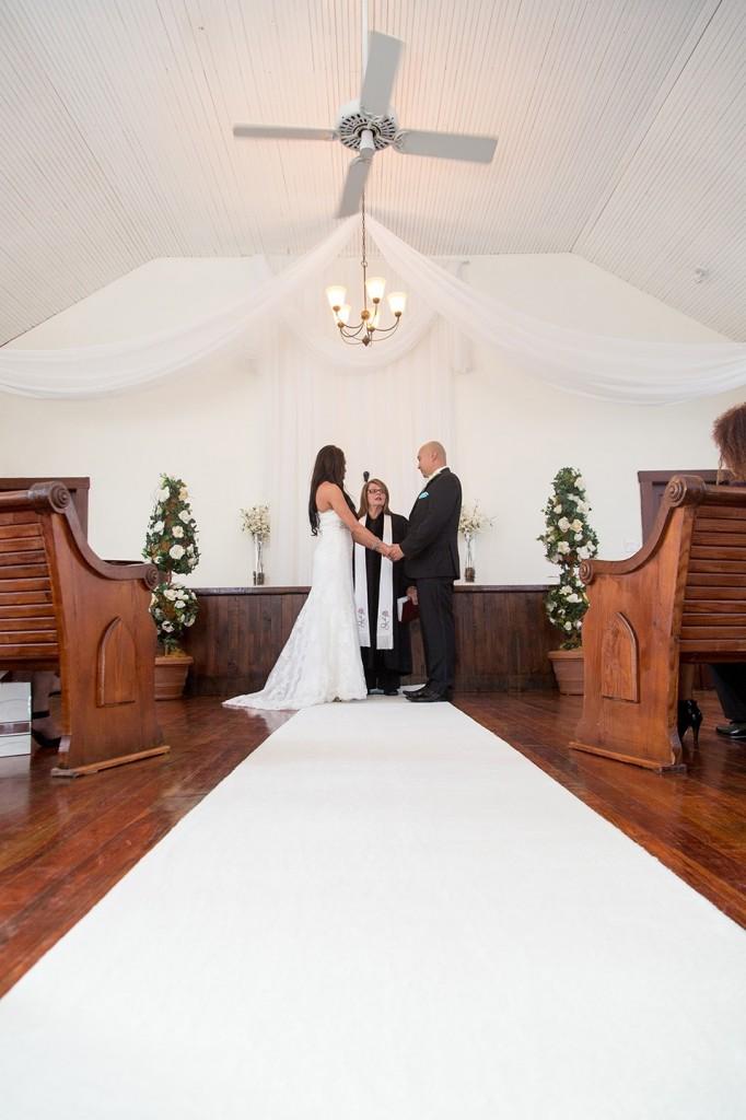 A local Orlando wedding, through and through