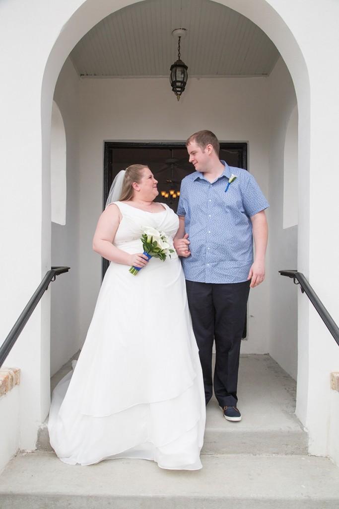 An Orlando destination wedding for Claire & Nick