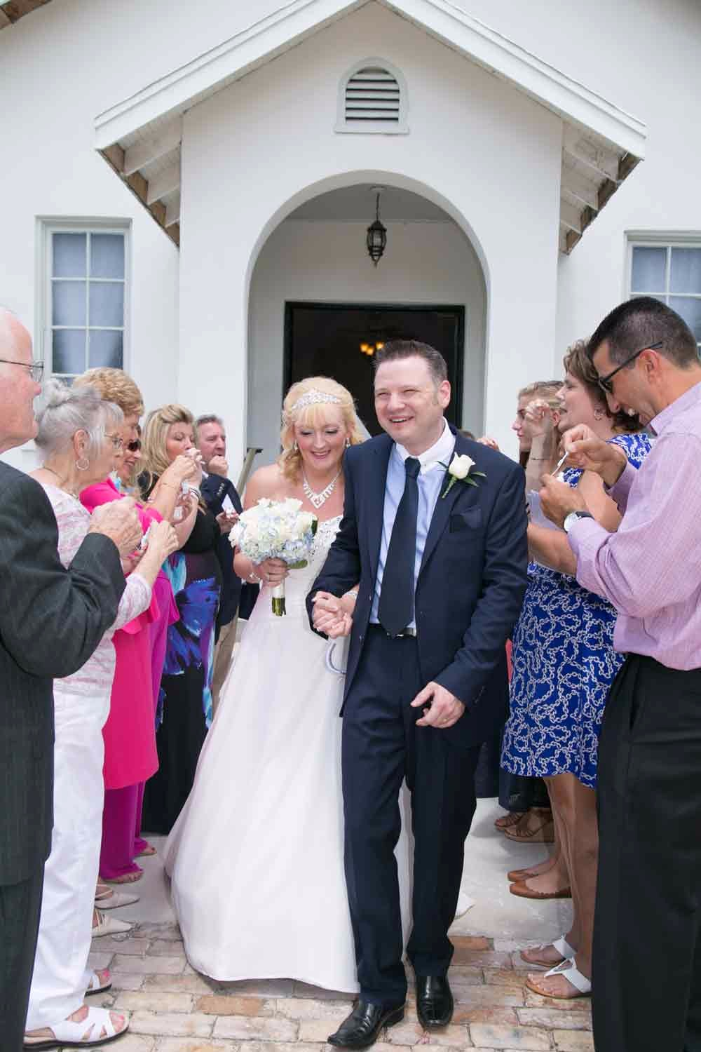 Congratulations to the happy couple just married in Central Florida!