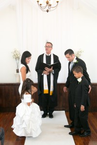 Family blessing by Steve Swan