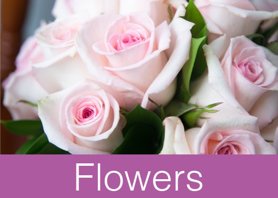 Let us make your flowers easy! Order bouquets, buttonholes, and floral arrangements through us.