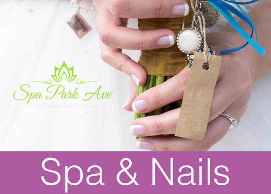 Treat yourself and your bridal party to a day at the spa.